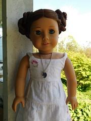 (dollpeople) Tags: american girl doll saige copeland 2013 year goty ag