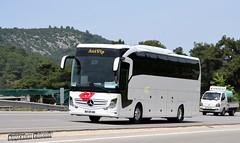 ANTİVİP (TR) (burahaneldemir2) Tags: mercedes mercedestruck mbbus mercedesbus travego newtravego neoplan greece tour turkey neoplanbus manbus grbus