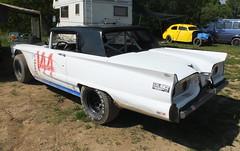 Ford Thunderbird Dirt Track Racer 1958 -3- (Zappadong) Tags: