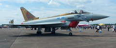 Eurofighter Typhoon on static at RIAT 2014 (MGW_Photography) Tags: eurofighter fairford matthewscamera riat2014 tailart yr2014 zk342