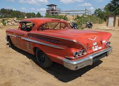 Chevrolet Impala Coupé Racer 1958 -4- (Zappadong) Tags: