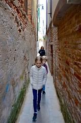 Sue & The Kids In Venice (Joe Shlabotnik) Tags: violet everett italia proudparents april2019 venezia 2019 sue venice italy afsdxvrzoomnikkor18105mmf3556ged