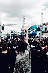 Against Salvini (lanevegianluca) Tags: italia ostuni people puglia lega human humanity urban