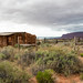 Abandoned ranch house in Vermillion Cliffs National Monument
