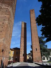 Torri medievali in Pavia