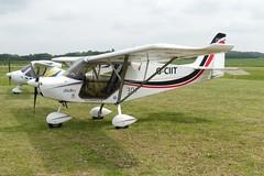 Sky Ranger Swift G-CIIT (Gavin Livsey) Tags: turweston skyranger gciit