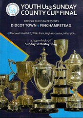 5 (Dale James Photo's) Tags: didcot town football club finchampstead fc youth u13 under thirteen sunday county cup final wilks park flackwell heath non league bbfacountycups