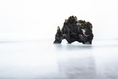 Hvitserkur (Alfredo.Ruiz) Tags: canon 5d 1635 hvitserkur islandia iceland white blanco largaexposicion long exposure