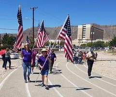 El Paso VAMC (Veterans Health) Tags: va usdepartmentofveteransaffairs veterans homelessveterans va2k va2kwalkroll walking vaemployeehealth activelifestyles elpasovahealthcaresystem elpasotx