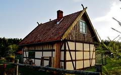 2012-10-02 Loryniec (144) (aknad0) Tags: polska loryniec krajobraz wieś budynki drzewa