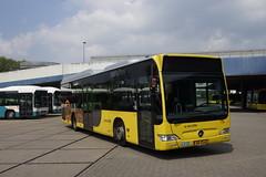 Mercedes-Benz Citaro O 530 LE Qbuzz U-OV 3201 met kenteken BX-FZ-62 in de stalling Utrecht 18-05-2019 (marcelwijers) Tags: mercedesbenz citaro o 530 le qbuzz uov 3201 met kenteken bxfz62 de stalling utrecht 18052019 mercedes benz bus coach busse lijnbus linienbus stadsbus stadtbus öpnv nederland niederlande netherlands pays bas autocar autobus buses