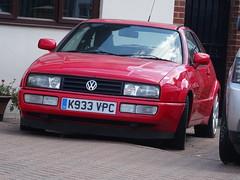 1992 Volkswagen Corrado 16v (Neil's classics) Tags: vehicle 1992 volkswagen corrado 16v 1984cc vw car