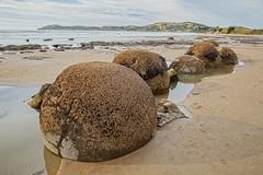 """Dunedin Beach Boulders (""""Jimmer"""" ( http://jim-vance.pixels.com )) Tags: nature beach boulders newzealand dunedin landscape"""