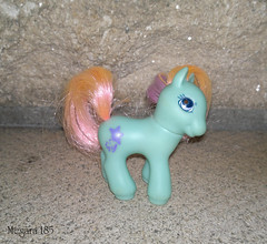 Bebe Succés Fou or Baby Fern (Mεgαrα ¹⁸⁵ ♑) Tags: my little pony g2