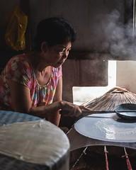 Vietnam - 2018. #streetphotography (scottywarren) Tags: xt2 fujifilm saigon ricepaper travel woman vietnam instagram ifttt
