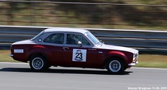 Ford Escort RS 1600 (Wouter Bregman) Tags: ford escort rs 1600 fordescort rs1600 peterstöhrmann nationaal oldtimer festival 2019 nationaaloldtimerfestival carshow race track motorsport circuit zandvoort nederland holland netherlands paysbas vintage old classic british car auto automobile voiture ancienne anglaise uk brits vehicle outdoor