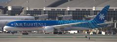 Boeing 787-900 F-ONUI (707-348C) Tags: losangeles thehill klax passenger airliner jetliner boeing boeing787 fonui airtahitinui tahitinui ca tht lax b789 usa dreamliner california 2019