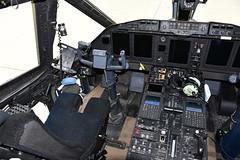 HC-27J Cockpit, Left Side (Ian E. Abbott) Tags: 2710 0927019 cockpit uscoastguard uscg coastguard airstation sacramento alenia hc27j c27j spartan searchandrescue sar maritimepatrol