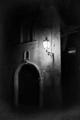 the lantern (gotan-da) Tags: blackwhite schwarzweiss noiretblanc blackandwhite bw monochrome vieste puglia italia apuglia compositing texture