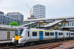 Home Station (Croydon Clicker) Tags: train railway station building architecture crane platform track sign croydon eastcroydon london surrey