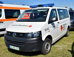 DRK VW Transporter AK.RK 175 f (policest1100) Tags: drk vw transporter