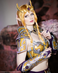 Zelda (S1Price Lightworks) Tags: zelda cosplay girl armor maker canon eos r photoshoot cosplayer