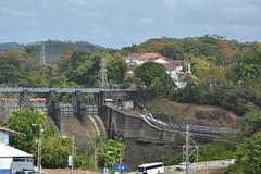 DSC_0067 (Andy961) Tags: panama miraflores dam panamacanal mirafloreslake lagomiraflores landscape