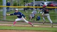 DSC_5875 (K.M. Klemencic) Tags: hudson high school baseball explorers shaker heights ohio ohsaa district semifinals