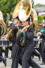 South Torrance High School Spartans (mark6mauno) Tags: tuba band south torrance high school spartans 60thannualtorrancearmedforcesdayparade 60th annual armed forces day parade 2019 nikkor 70200mmf28evrfled nikon nikond810 d810
