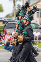 South Torrance High School Spartans (mark6mauno) Tags: saxophone band south torrance high school spartans 60thannualtorrancearmedforcesdayparade 60th annual armed forces day parade 2019 nikkor 70200mmf28evrfled nikon nikond810 d810