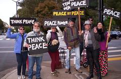 100_2797 (Haight Ashbury Neighborhood Peace Vigil) Tags: haight ashbury peace vigil iraq iran afghanistan syria venezuela war moratorium golden gate park panhandle san francisco may 2019