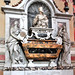 Galileo's tomb, Florence