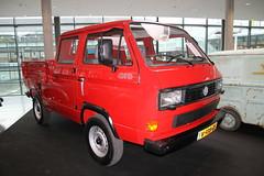 VW T3 Syncro Doka (1989) (Mc Steff) Tags: vw t3 syncro doka 1989 4wd volkswagen retroclassicsstuttgart2018