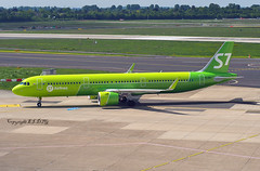 Airbus A321-271N VQ-BDI S7 Airlines (EI-DTG) Tags: dusseldorfairport dus 14may2019 airbus a321 airbus321 vqbdi s7airlines s7 neo