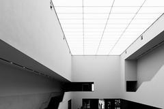 LWL-Museum für Kunst und Kultur (frankdorgathen) Tags: alpha6000 sony1018mm gebäude building monochrome blackandwhite schwarzweiss schwarzweis minimalismus minimalistic minimalism architecture architektur münster lwlmuseumfürkunstundkultur
