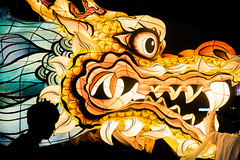 Dragon lantern for the Lotus lantern Parade (kitsunekuma) Tags: fujifilm fujinon fuji xf35mmf2 night nightshot lantern lanterns lights light beautiful beauty lotus parade buddhism buddha buddhist dragon korea korean seoul insadong travelphotography travel traditional tradition