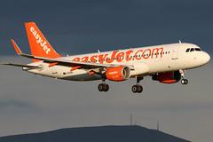 G-EZOK (GH@BHD) Tags: gezok airbus a320 a320200 a320214 u2 ezy easyjet aircraft aviation airliner bfs egaa aldergrove belfastinternationalairport