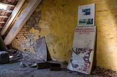 DSC_1385 (The Archives of Decay) Tags: urbanexploring urbexphotography udssr lostplaces abandonedplaces abandoned verlassen abandonedmilitarybuilding sovietunion sowjetunion gssdwgt gssd kaserne sovietunionabandoned