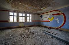 DSC_1497 (The Archives of Decay) Tags: urbanexploring urbexphotography udssr lostplaces abandonedplaces abandoned verlassen abandonedmilitarybuilding sovietunion sowjetunion gssdwgt gssd kaserne sovietunionabandoned