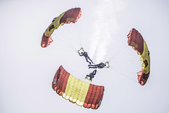 Getafe Airshow 2019 (Ejército del Aire Ministerio de Defensa España) Tags: aviación militar aviation military avión plane aircraft fuerzaaérea españa airforce baseaérea getafe madrid paracaidismo paracaidistas paracaidas