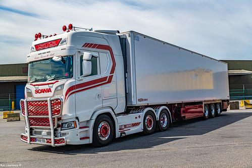 STS International S650 @ BFFC Zeebrugge.