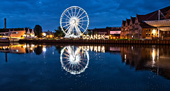 Gdansk Waterfront Poland (Vanquish-Photography) Tags: gdansk waterfront poland vanquish photography vanquishphotography ryan taylor ryantaylor aviation railway canon eos 7d 6d 80d aeroplane train spotting