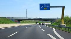 A30-125 (European Roads) Tags: a30 bad oeynhausen nordumgehung dehme kreuz autobahn germany