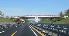 A30-119 (European Roads) Tags: a30 bad oeynhausen nordumgehung dehme kreuz autobahn germany