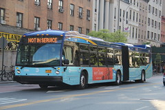 IMG_5781 (GojiMet86) Tags: mta nyc new york city bus buses 2019 lf60102 lfs lfsa 5596 nis not in service 23rd street 8th avenue