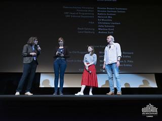 Q&A fu film Lillian