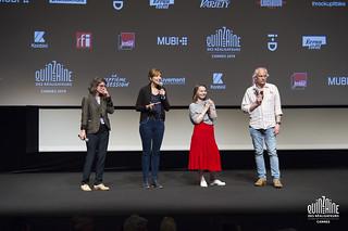 Q&A du film Lillian