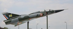 26-MTL Mirage IIIB Ancone (kitmasterbloke) Tags: aircraft aviation fighter preserved outdoor military