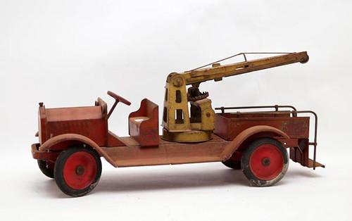 Keystone Pressed Steel Fire Truck ($392.00)