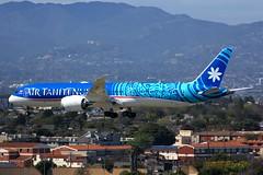 B787 F-OMUA Los Angeles 28.03.19-6 (jonf45 - 5 million views -Thank you) Tags: airliner civil aircraft jet plane flight aviation lax los angeles international airport klax 787 b787 dreamliner b789 789 air tahiti nui boeing 7879 fomua